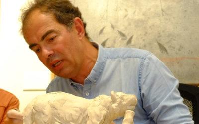 Mercredi 4 août 2021. 20h30«Au cœur de la terre, l'animal»Conférence de Damien Colcombet, sculpteur animalier