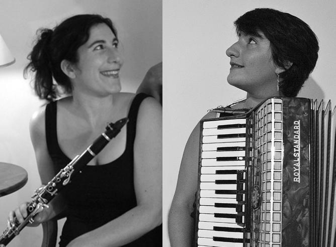 Mercredi 26 août 2020Chansons françaises et yiddishSpectacle Nora Bisele