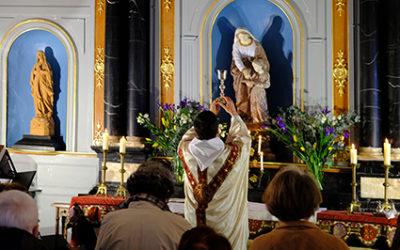 Célébrations eucharistiques de l'année 2021